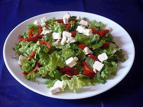 cuisine turque recettes avec photos recette salade verte composee