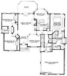daylight basement home floor plans house design ideas