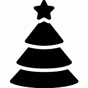 Christmas Tree Facebook Icon Christmas Lights Decoration