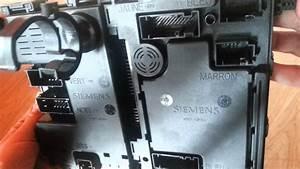Peugeot 206 Bsi Fuse Box Module Box Siemens