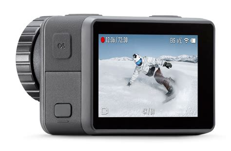 dji unveils osmo action camera sights set  gopro market gearjunkie