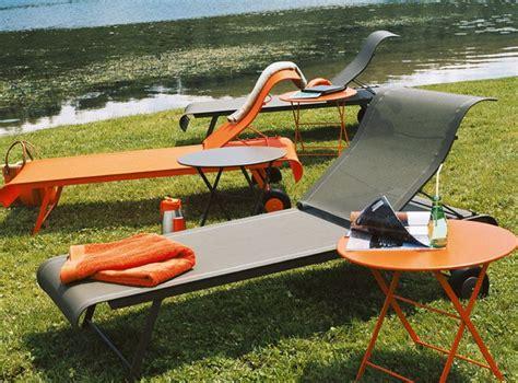 lawn comfort gartenmöbel fermob dune sunlounger play accessories sun lounger
