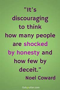 Mind Blowing Honesty Quote People Are Shocked By Honesty ...