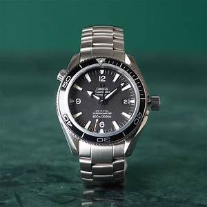 OMEGA, Seamaster, Professional (600m/2000ft), Planet Ocean ...