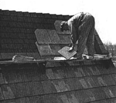 asbestos  zinc roofing  historic buildings