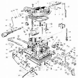 Weber 32 Dir 38 Parts Diagram