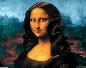 Mona lisa,leonardo da vinci wallpaper #4126 - Open Walls