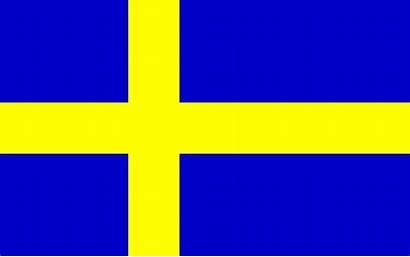 Swedish Fun Twister Flag Sweden Friday Flags