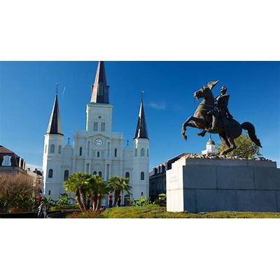 Jackson Square in New Orleans LouisianaExpedia.ca