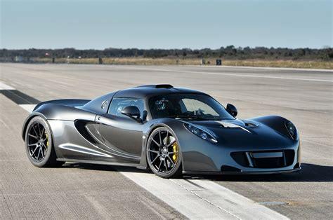 Hennessey Venom Gt World S Fastest Edition Announced