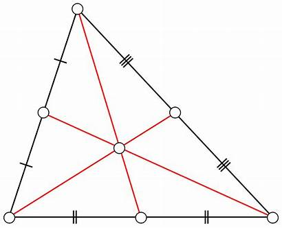 Geometry Median Centroid Triangle Wikipedia