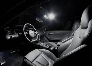 Audi A5 2017 Ambient Lighting