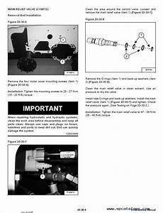 Bobcat S160 Skid Steer Loader Service Manual Pdf