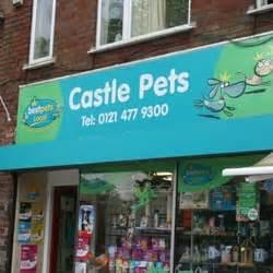 castle pets pet stores birmingham west midlands