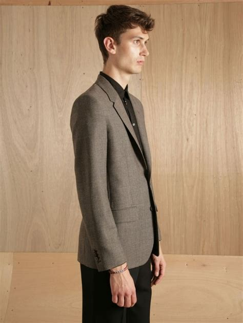 Maison Martin Margiela Mens Wool Blazer Fall Winter