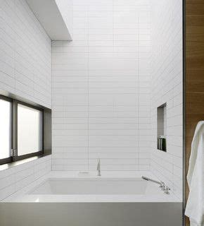 4x16 tile bathroom pinterest