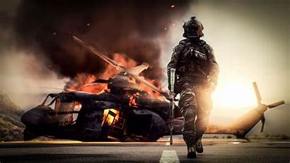 Battlefield 4k Wallpapers Solider Pc Games Backgrounds
