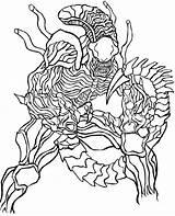 Predator Coloring Pages Alien Predators Vs Cartoon Printable Colouring Nashville Scary Print Adult Adults Aliens Drawing Mask Sheets Getcolorings Getdrawings sketch template