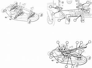 Jd L111 Lawn Mower Belt Guide