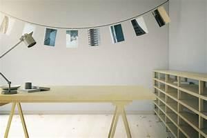 Fotos Aufhängen Schnur : ausgefallene wanddeko selber machen diy ideen tipps f r die wand ~ Sanjose-hotels-ca.com Haus und Dekorationen