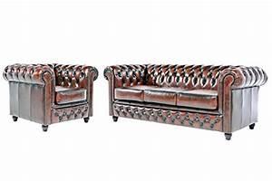 Chesterfield Sofa 3 Sitzer : chesterfield showroom original chesterfield sofa couch 1 3 sitzer echtes leder ~ Bigdaddyawards.com Haus und Dekorationen