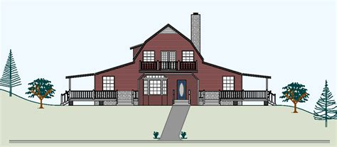 Barn Style Home Floor Plans by High Resolution Barn Style House Plans 5 Barn Style House