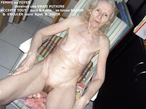 Granny Josee Old Mamie Sex Slave 5 10 Pics