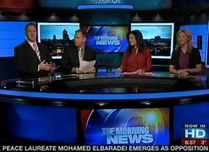 Syracuse station debuts HD news - NewscastStudio