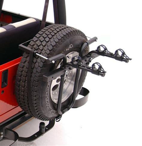 tire bike rack spare tire rack 2 bike by