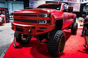 Photos  The Best Chevy And Gmc Trucks Of Sema 2017
