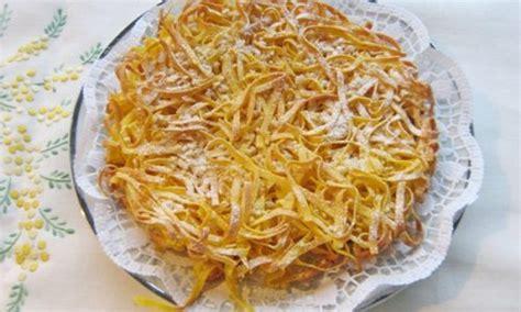 Torta Tagliatelle Mantovana by Ricette Regionali La Cucina Di Asi
