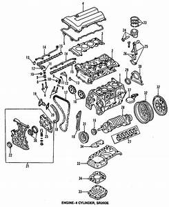 1996 Infiniti G20 Engine Diagram