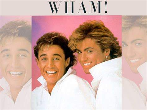 Image result for George Michael wham