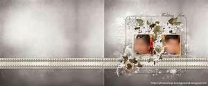 Photobook Template Psd Nice Cover Template For Wedding Album 3 Psd Grafix