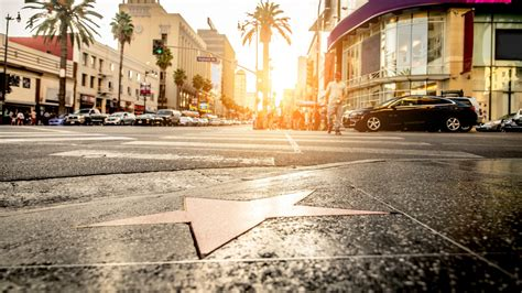 history   hollywood walk  fame explained