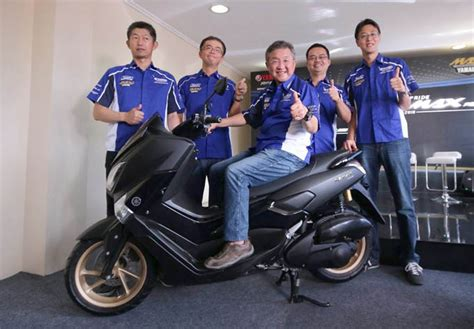 Nmax 2018 Launching by Yamaha Nmax 155 Model 2018 Resmi Meluncur Apa Saja Yang