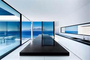 Magnifique Villa Contemporaine En Gr U00e8ce Avec Vue Imprenable Sur La Mer