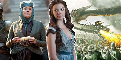 Thrones Tyrell Screenrant Screen Rant Facts