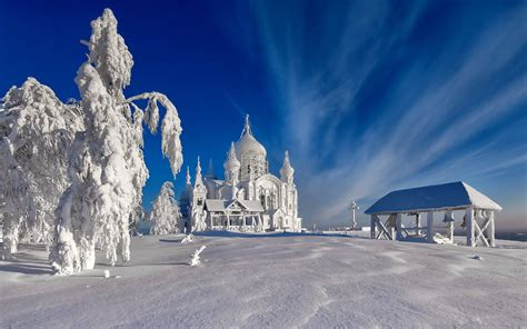 Ural Backgrounds by Wallpapers Snow Winter Ural Mountains