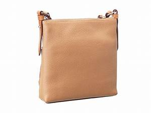 dooney bourke brown dillen 2 letter carrier lyst With leather letter carrier bags