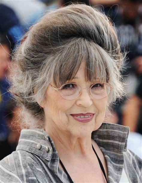 graue haare frisuren vorschläge moderne frisuren f 252 r graue haare