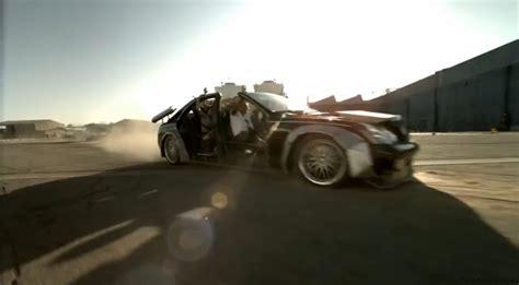 jay kanye west destroy maybach otis film clip caradvice