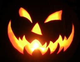 Scary O Lantern Template by How Green Is My Pumpkin Green Eatz