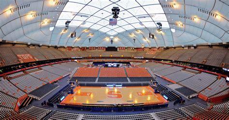syracuse university  retractable roof stadium