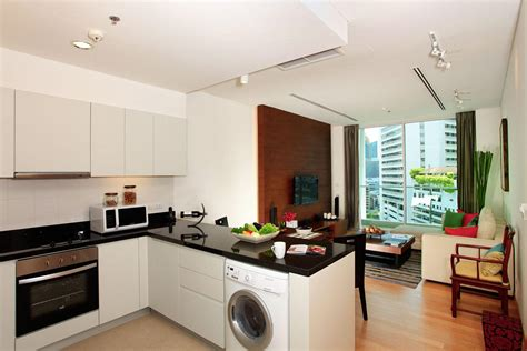 Decorating Ideas For Open Living Room And Kitchen - kitchen and living room open concept images outofhome small apartment living room and kitchen