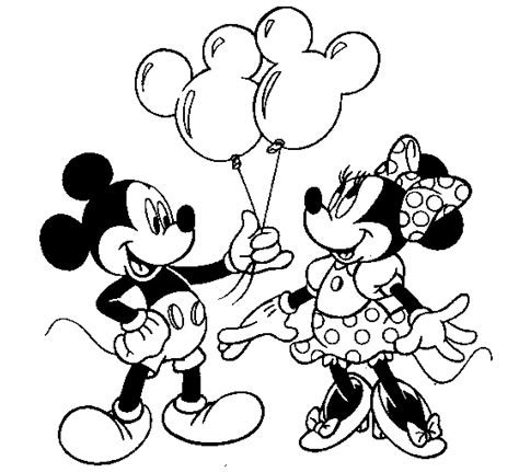 colour drawing  hd wallpapers mickey mouse  minnie