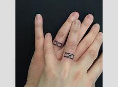 Tatouage Doigt Bague Mariage Tattoo Art