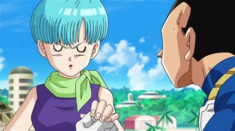 dragonball  bulma owns vegeta promo clip youtube