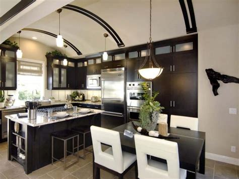 kitchen ideas design styles  layout options hgtv