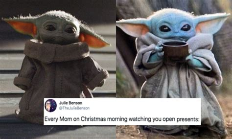 10 Funny Baby Yoda Tweets From The Just Released 'The ...